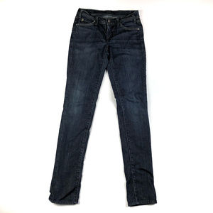 Citizens of Humanity Avedon Skinny Low Jeans / 26